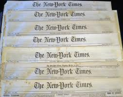 NYT Paper