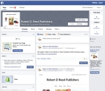 Facebook integration with Shopify.com permits the contents of the online store to be offered in the Social Media Channel.
