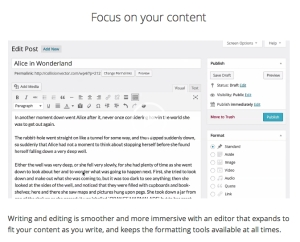 New versions of Web Presence engines focus on content management -- and are improving the means of adding, adapting and publishing meaningful information to your viewers.