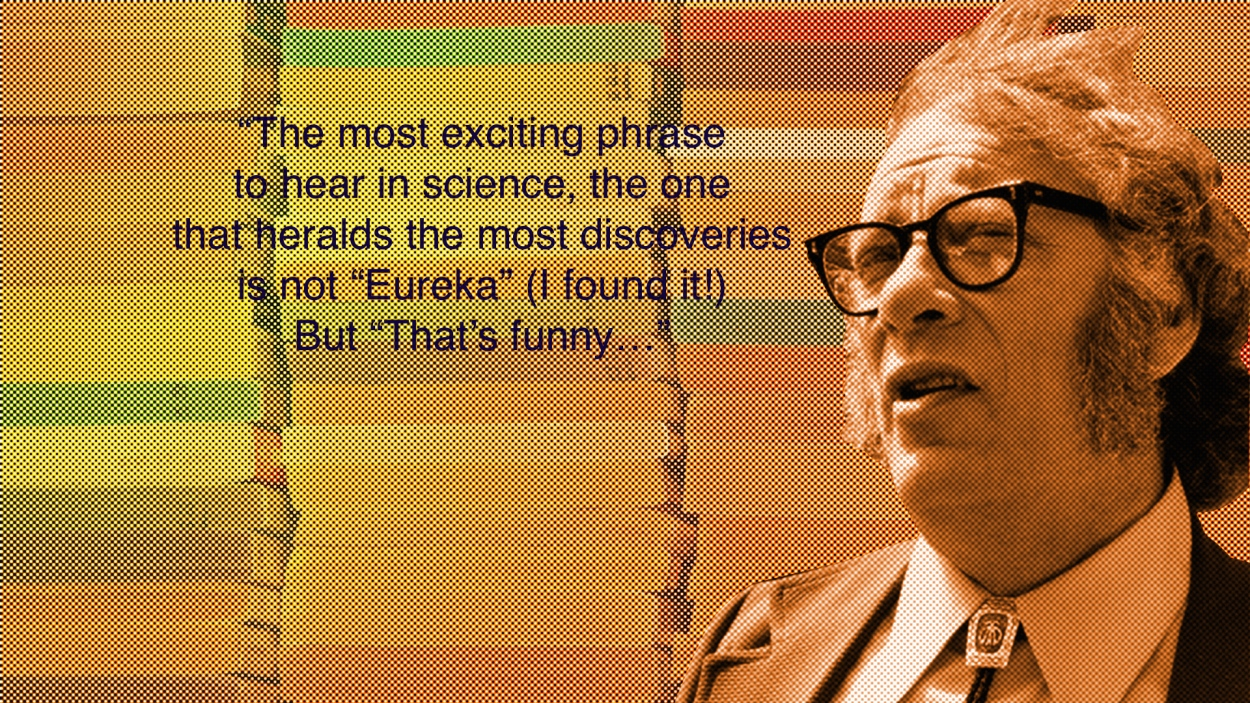 "previously unpublished isaac asimov essay ""on creativity"" web  previously unpublished isaac asimov essay ""on creativity"""